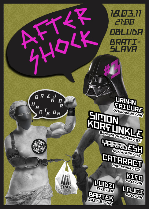 18 March 2011 :: aftershock 3