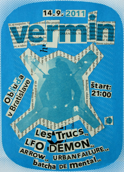 14 September 2011 :: vermin X