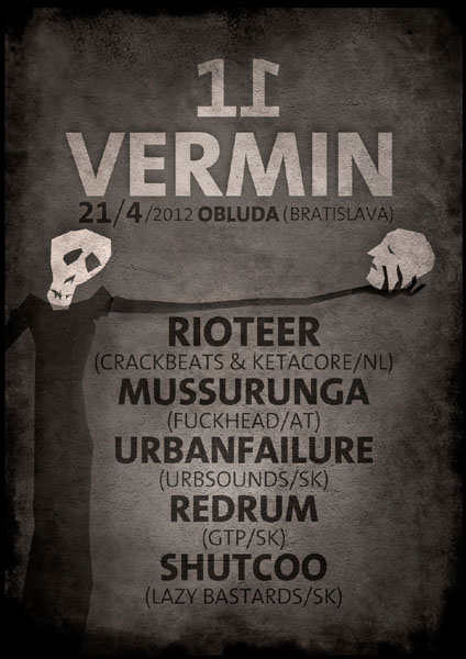 21 April 2012 :: Vermin XI