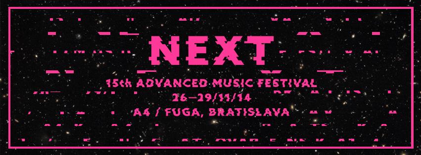28 November 2014 :: urbanfailure live on Next Festival