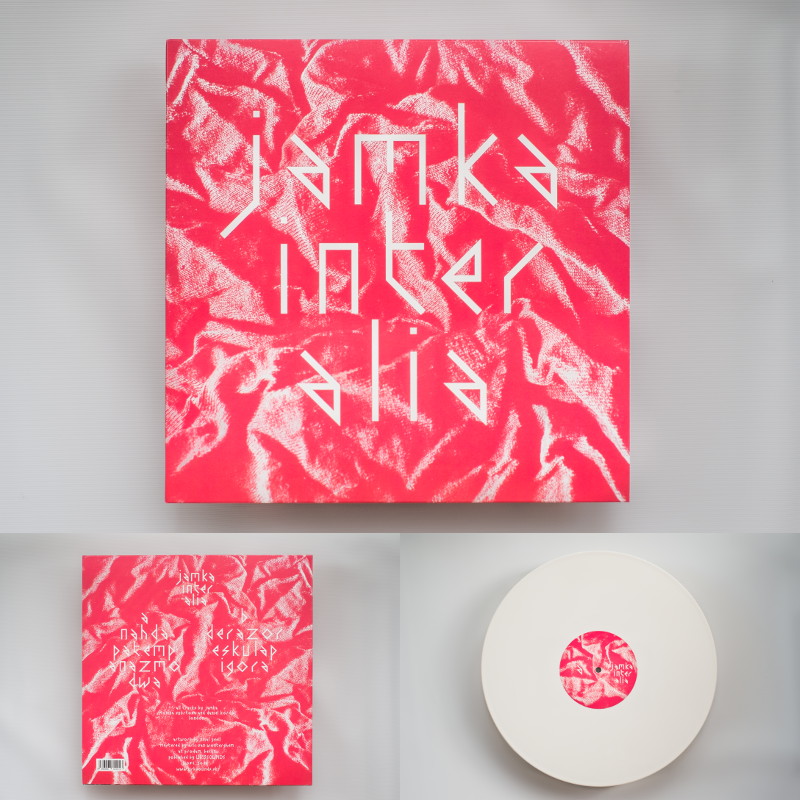 Jamka - Inter Alia LP