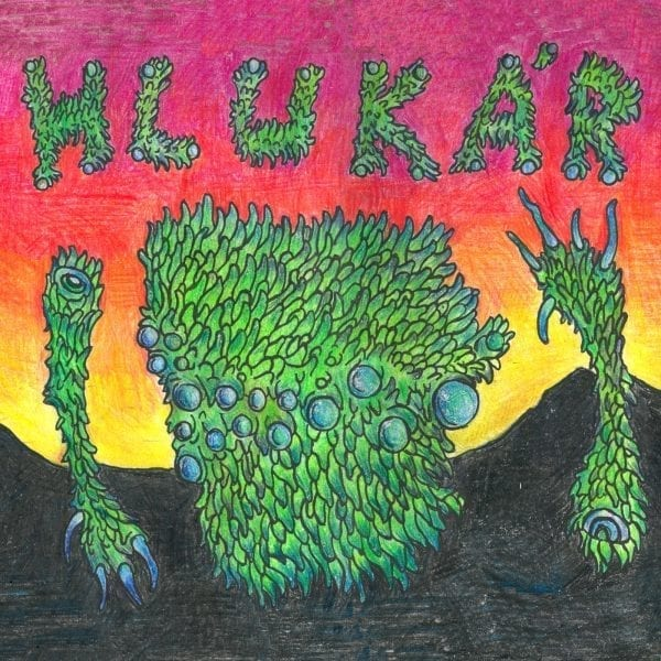Hlukar cover art by Or Lock