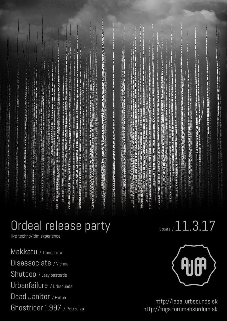 Ordeal release party