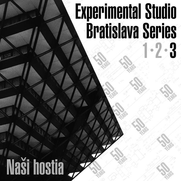 Various – Naši Hostia: Experimental Studio Bratislava Series 3