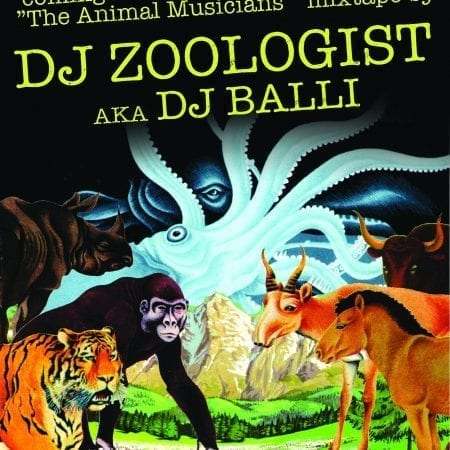 Dj Zoologist – The Animal Musicians