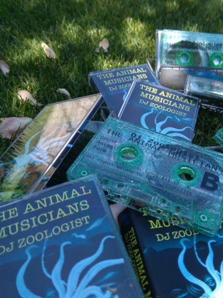 Dj Zoologist – The Animal Musicians URB036