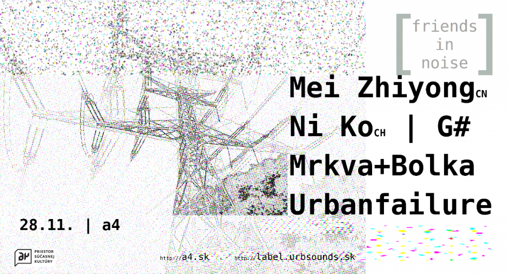 Urbsounds and friends in noise urbsounds-friends-noise