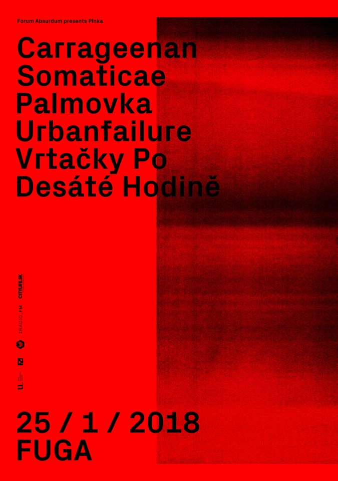 25 January 2018 :: Plnka @ Fuga with Urbanfailure live