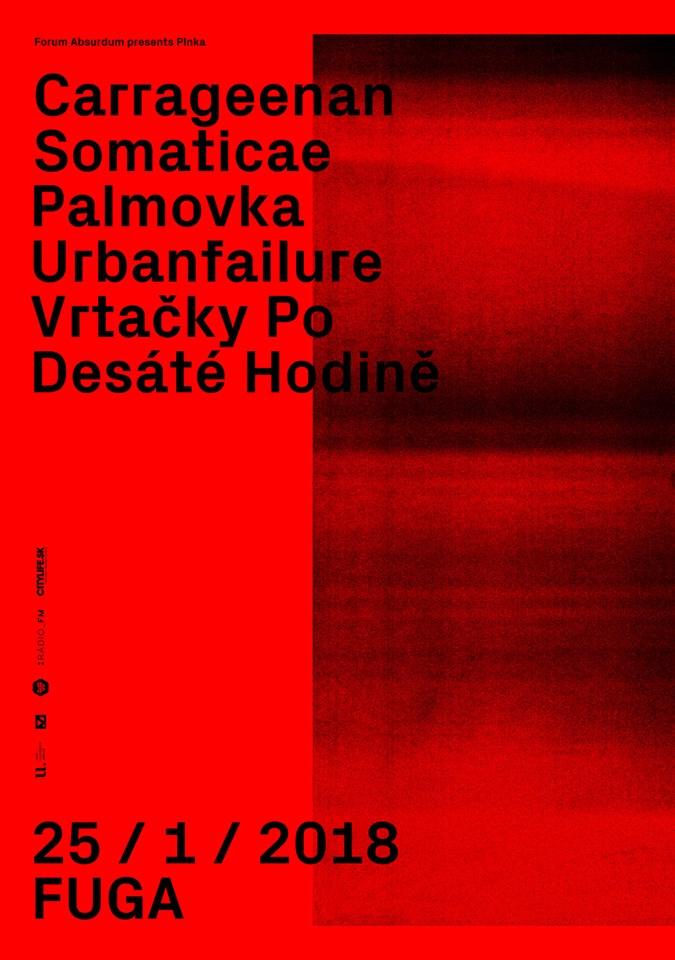 25 January 2018 :: Plnka @ Fuga with Urbanfailure live