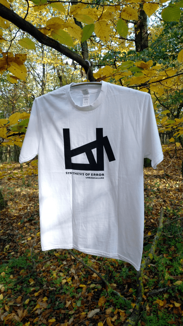 Urbanfailure – Synthesis of Error – T-shirt