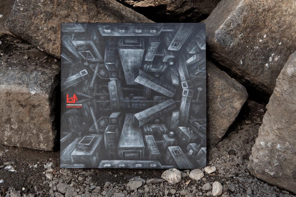 Urbanfailure - Radical Rest LP