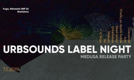 Medusa release party
