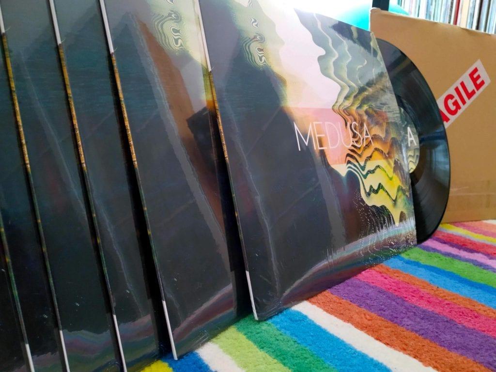 Dead Janitor - Medusa - LP black