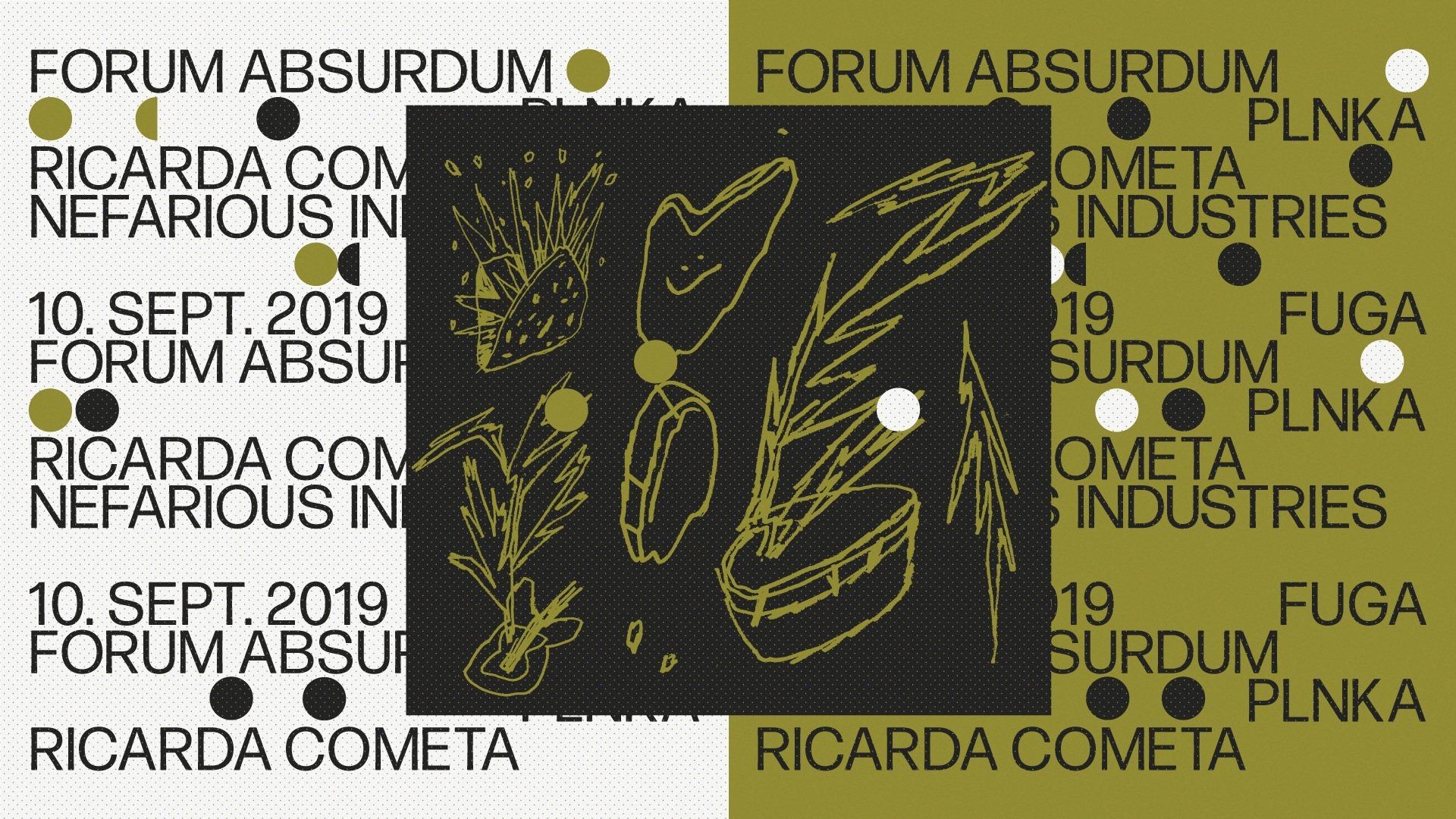 Ricarda Cometa and Urbanfailure