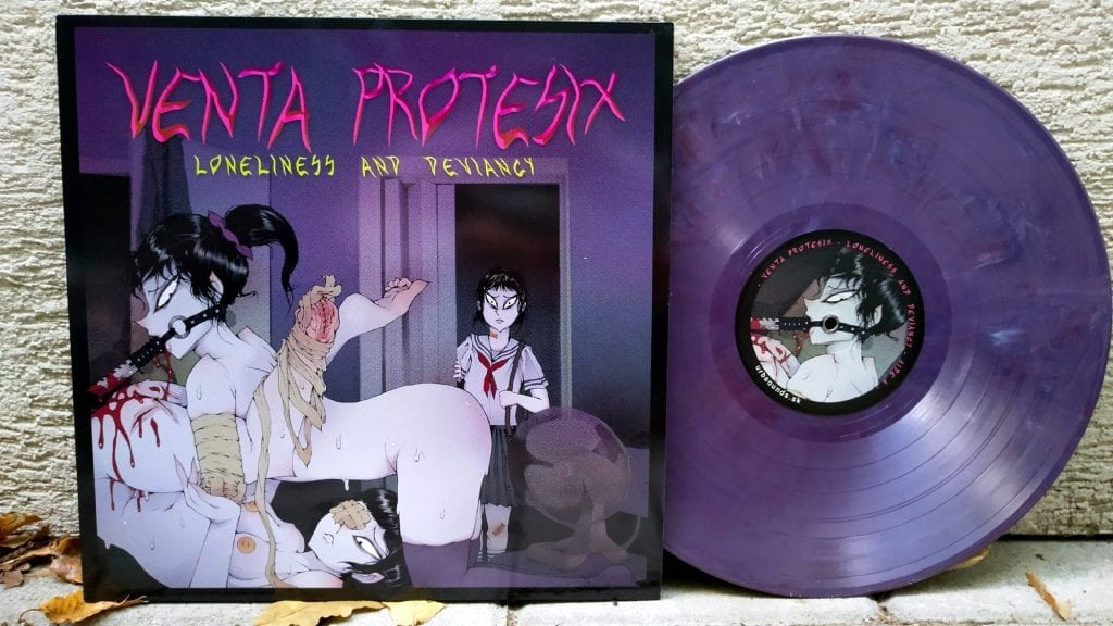 Venta Protesix - Loneliness And Deviancy real LP