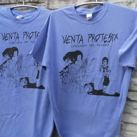 Venta Protesix – Loneliness And Deviancy - T-shirt