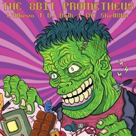 Dj Balli - The 8 bit Prometheus