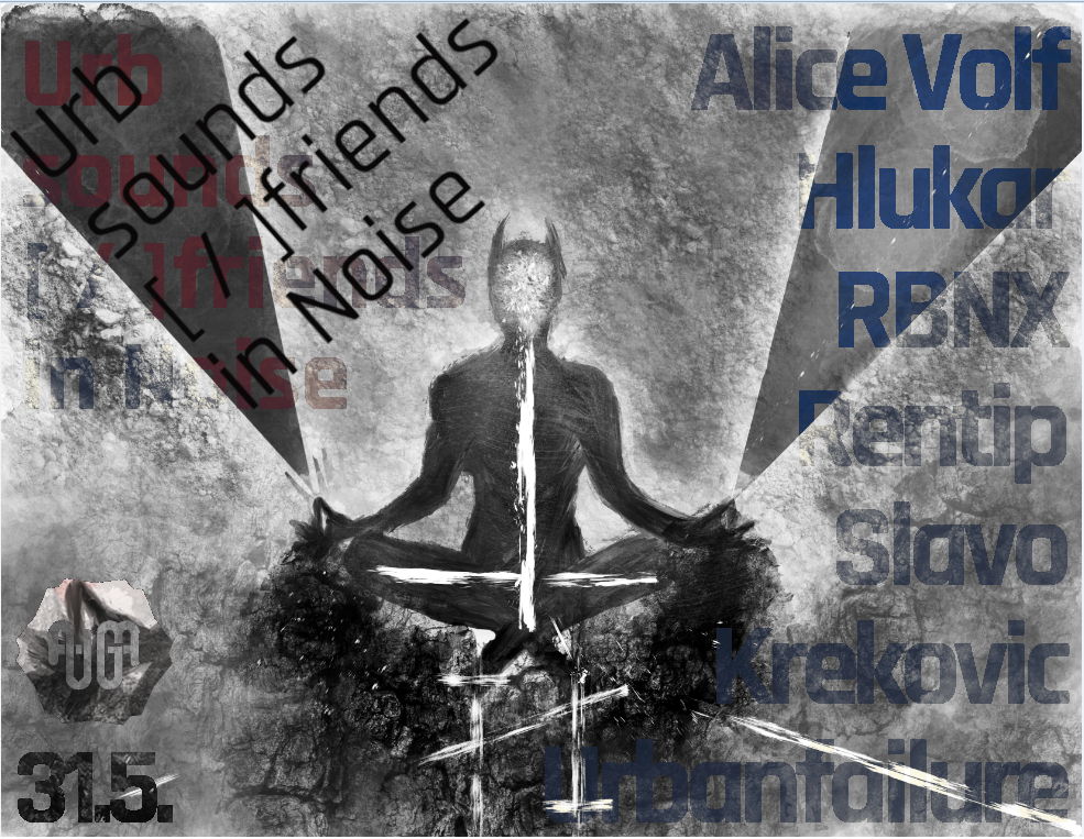 Urbsounds and friends in Noise